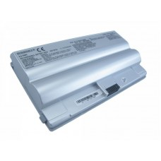 Аккумуляторная батарея для ноутбука Sony VGP-BPS8 VAIO VGN-FZ 11.1V Silver 5200mAh OEM
