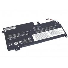 Аккумуляторная батарея для ноутбука Lenovo 01AV400 Thinkpad S2 13 Chromebook 11.4V Black 3685mAh OEM