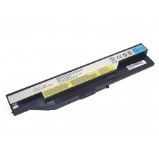 Аккумуляторная батарея для ноутбука Lenovo 3ICR19/66-2 Ideapad B465 11.1V Black 4400mAh OEM