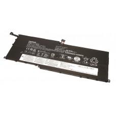 Аккумуляторная батарея для ноутбука Lenovo 01AV409 ThinkPad X1 Yoga 15.28V Black 3665mAh Orig
