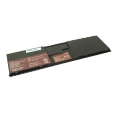 Аккумуляторная батарея для ноутбука Sony VGP-BPS19 Vaio VPC-X 7.4V Black 5200mAh OEM
