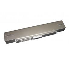 Аккумуляторная батарея для ноутбука Sony VGP-BPS9B VAIO VGN-NR260E 11.1V Silver 4800mAh OEM